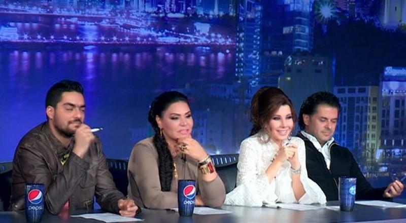 مباشر: الحلقة الخامسة  من عرب أيدول